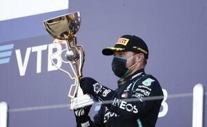 «Формулу-1» в Сочи выиграл Валттери Боттас