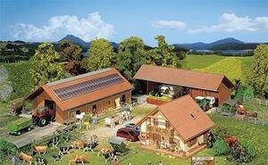 На Кубани увеличивают выплаты на создание сельских усадьб
