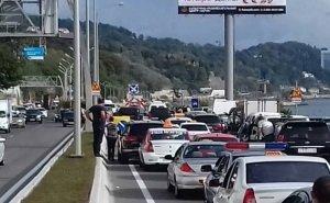 Большая половина трасс на Кубани не справляется с трафиком