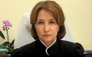 «Золотая» судья Хахалева проиграла «войну за мантию»