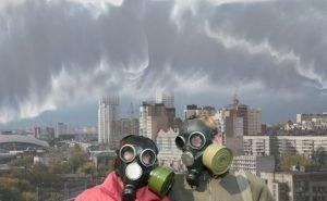 Жители Краснодара задыхаются от гари