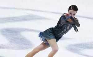 Этап Кубка России по фигурному катанию выиграла Анна Щербакова