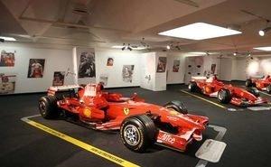 В Сочи открылась выставка «Королевские гонки»
