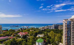 В Сочи упали цены на недвижимость