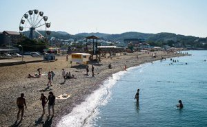 Пандемия сократила турпоток на кубанские курорты