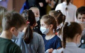 В школах Краснодара введён масочный режим