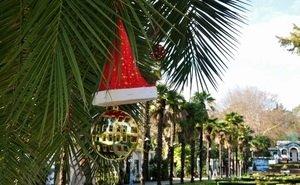 На Новый год Краснодарский край ждёт свыше 300 тыс. туристов