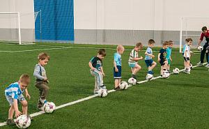 В Краснодаре откроется новый футбольный манеж для тренировок