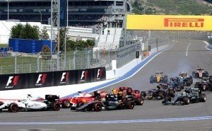 Проведение «Формулы-1» в Сочи в 2021 году просубсидирует правительство РФ