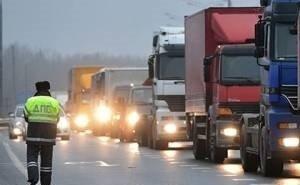 В Краснодаре перед Новым годом ограничивают движение грузовиков