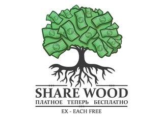 Какими особенностями обладает портал Sharewood?