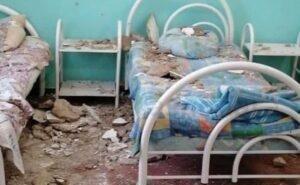 На Кубани в больнице на ребёнка рухнул потолок