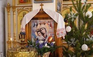На Рождество в храмах Краснодара ограничат количество прихожан
