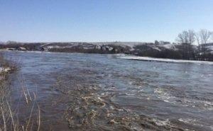 На Кубани возможен подъём воды до опасных отметок