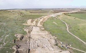 На Кубани начались раскопки