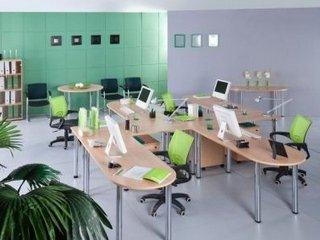 Качественная мебель для персонала компании от «NiceOffice»