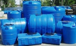 Как подобрать пластиковую емкость для воды