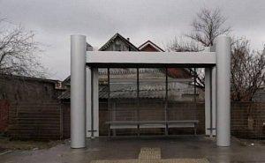 В Краснодаре продолжается замена остановочных павильонов