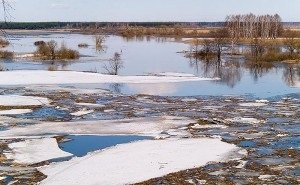 На Кубани за уровнем воды в реках следят свыше 250 датчиков