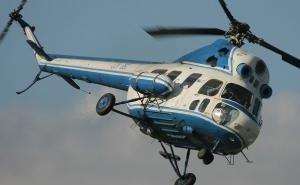 На Кубани разбился вертолёт
