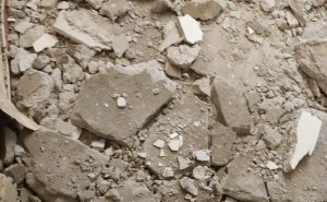 На Кубани на учеников 2-го класса в школе обвалился потолок