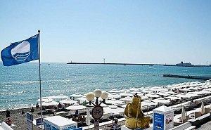 В Сочи «Голубым флагом» отмечены 33 пляжа