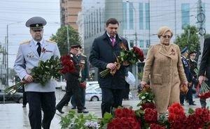 В Краснодаре проходят торжества по случаю Дня Победы