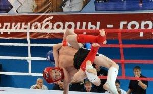 Кубанцы стали призёрами первенства России по MMA