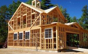 Каркасный дом для дачи: в чем особенности и какие преимущества