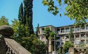 Восстанавливать советские санатории в Сочи будут инвесторы