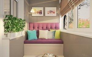 Превращение балкона в уютную комнату: сделайте мечту реальностью