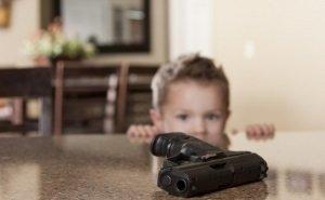 На Кубани 3-летний ребёнок прострелил себе голову