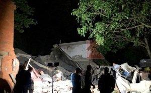 В Краснодаре при взрыве в гараже погибла девушка