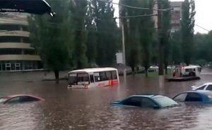 Количество жертв наводнения под Туапсе растёт