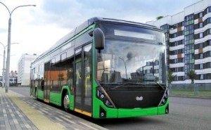 В Сочи тестируют белорусские электробусы