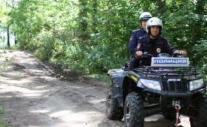 Полицейских Анапы пересадили на квадроциклы