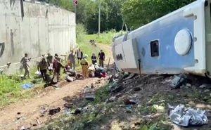 Число погибших в ДТП с туристическим автобусом на Кубани выросло до двух