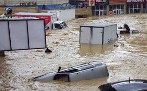 Причину затопления Сочи видят в хаотичной застройке