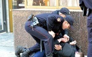 Житель Кубани, стрелявший в полицейского, отрезал себе язык