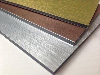 Алюминиевые композитные панели: особенности, преимущества и виды