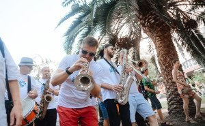 Сочи в 12-й раз примет Международный джазовый фестиваль
