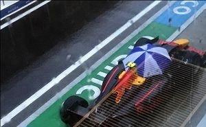 Непогода внесла коррективы в «Формулу-1» в Сочи