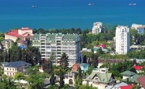 В Сочи упал спрос на недвижимость