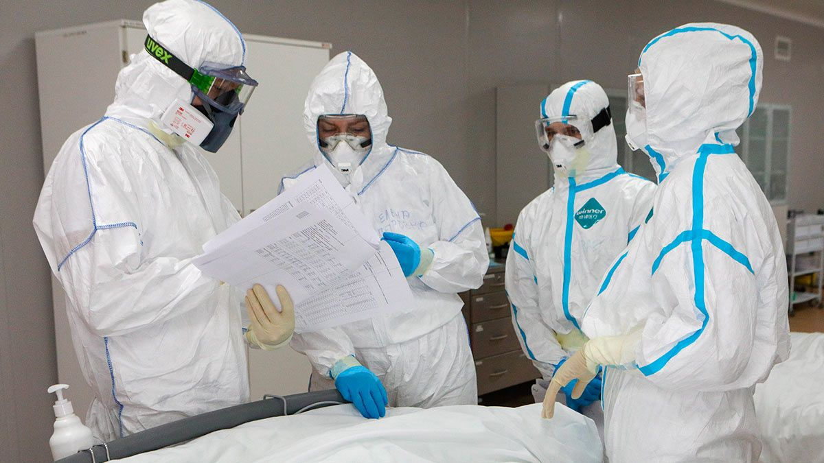 Минздрав вновь подтвердил эффективность арбидола против SARS-CoV-2