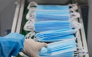 Кубань начнёт экспортировать медицинские маски в Германию и в Швейцарию