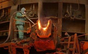 дуговые сталеплавильные печи